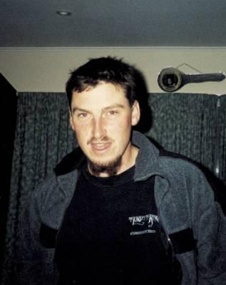 Murdered quad biker Karl Kuchenbecker.