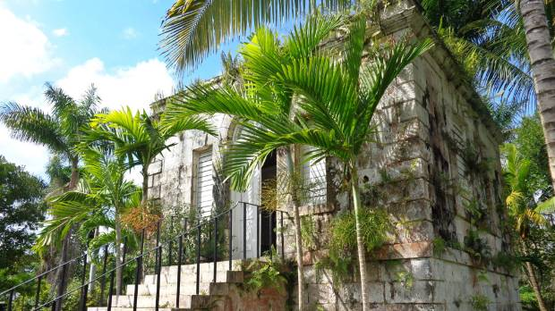 Jamaica's Good Hope Plantation once housed one of the ...