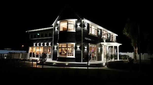Black And White Cafe Christchurch Menu