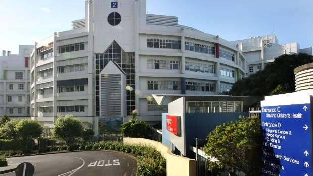 Auckland's Starship Children's Hospital.