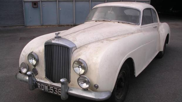 This Rare 1954 Bentley R Type Continental Fastback Might Be Worth Over NZ2m