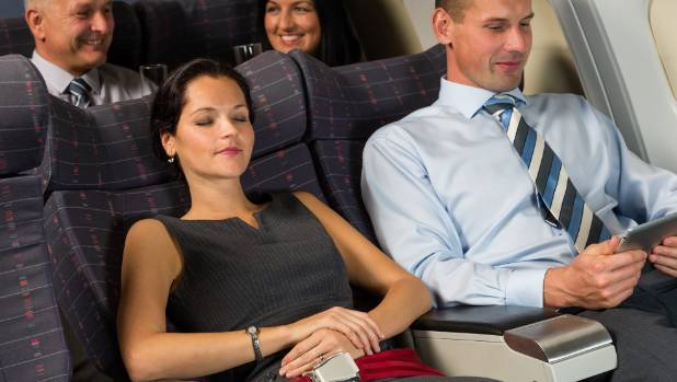 The Seateroo app is aiming to improve your in-flight experience.