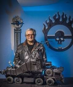 It took only minutes for George Miller to be inspired to make Fury Road. It took 12 years to bring it to the big screen.