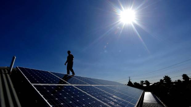 Solar energy is environmentally friendly and the technology is advancing rapidly.