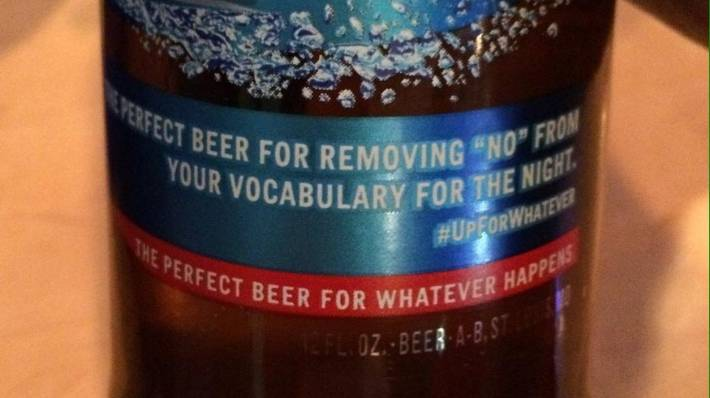 Bud Light Beer Slogan Backfires Brand Apologises Stuffconz