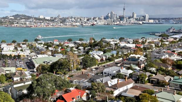 The red hot Auckland housing market has risen 14.6 per cent year on year.