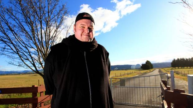 Kim Dotcom is arguing for the return of seized assets in the High Court.