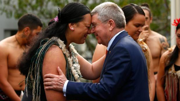 Olympics president Thomas Bach says New Zealand can host Games
