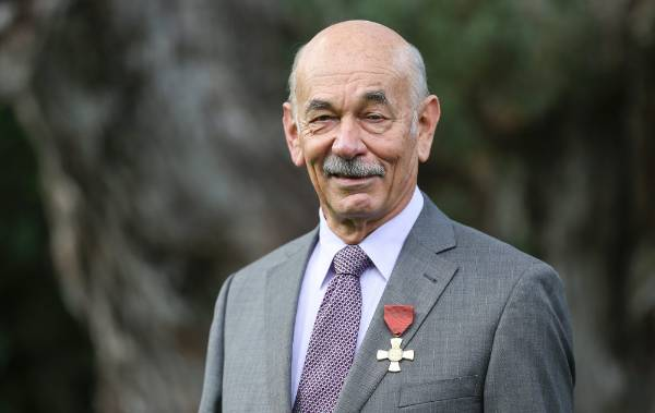 Mr Joseph Babich received the insignia of an officer of the New Zealand order of merit for services to the wine industry ...