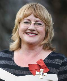Theresa Gattung received the insignia of a Companion of the New Zealand order of Merit for services to business and ...