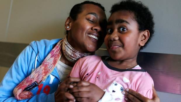 Positively enjoying life are Melaia Vakalala and daughter Asenaca Vakalala Kuruduadua.