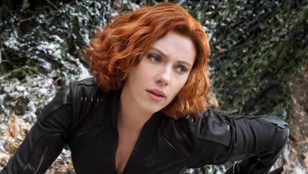 Scarlett Johansson in New Zealand to shoot new movie ... Scarlett Johansson Movies