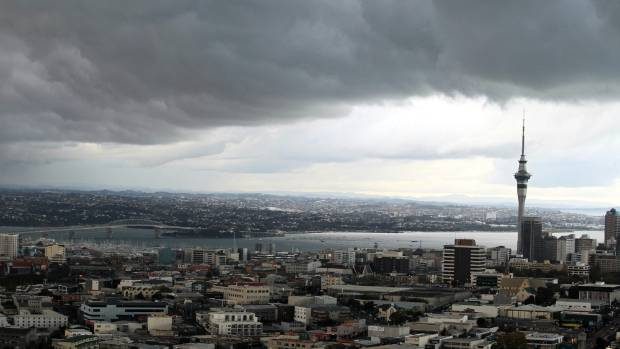 Aucklanders are the most likely to worry about money.