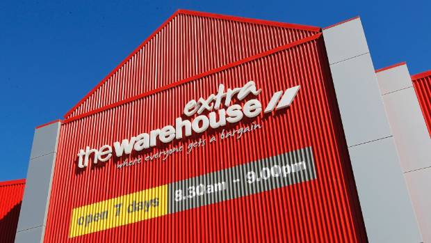 The Warehouse Group had a solid third quarter sales.