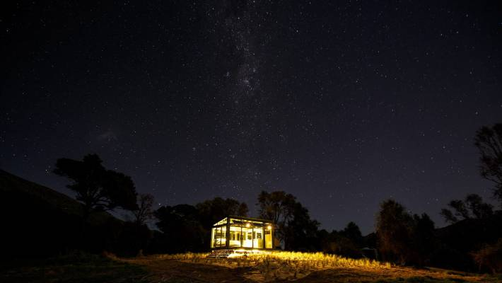 purepod glass house holiday home firm expands. Black Bedroom Furniture Sets. Home Design Ideas