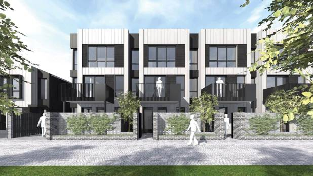 low cost christchurch housing targets missed stuff co nz