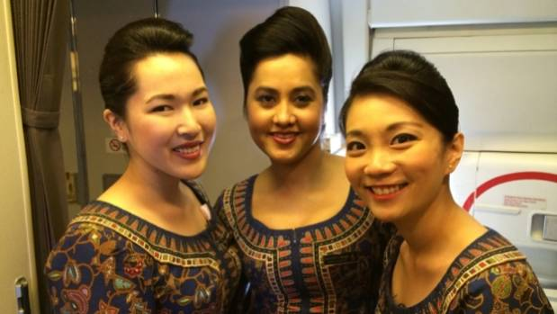Dating singapore airlines stewardess images