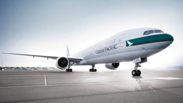 Despite the fact that she was travelling under a different name, one passenger was able to board a Cathay Pacific plane.