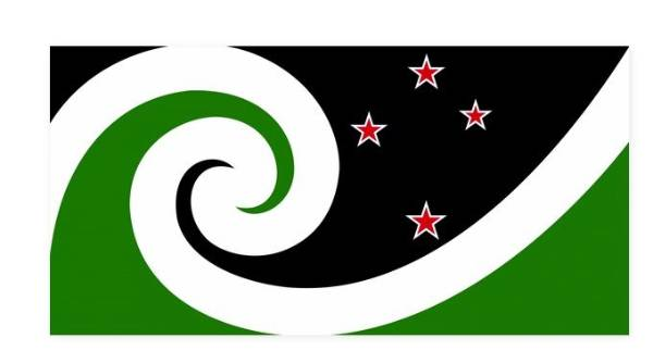Manawa (the people's choice) by Otis Frizzell of Manawatu-Whanganui.