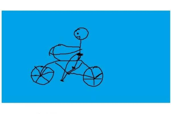 Bicycle of NZ by James Ringwood of Auckland.