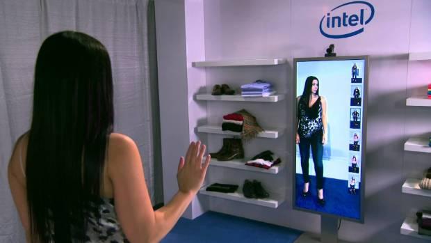 Smart Mirrors Aim To Boost Retail Sales Stuff Co Nz