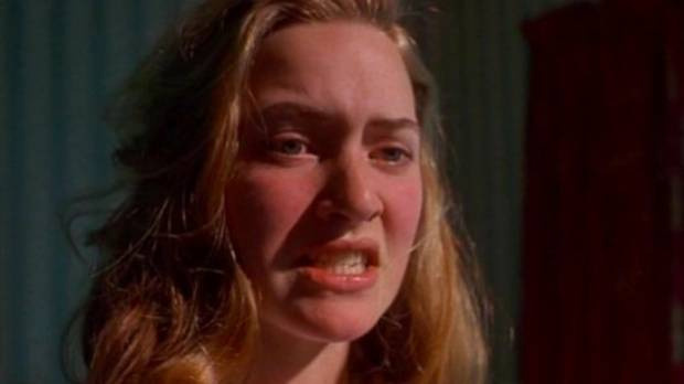 Before she was Rose in The Titanic, Kate Winslet was Juliet Hume in 1994's Heavenly Creatures.