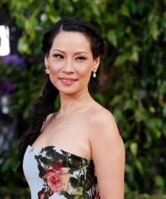 Actress Lucy Liu was once a slave in Hercules: The Legendary Journeys.