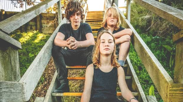 They worry about not being taken seriously, but the risk of that is diminishing for teenage metallers Henry de Jong, ...