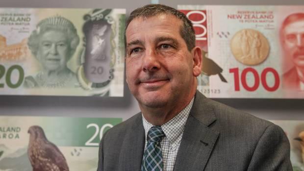 Reserve Bank deputy governor Geoff Bascand.