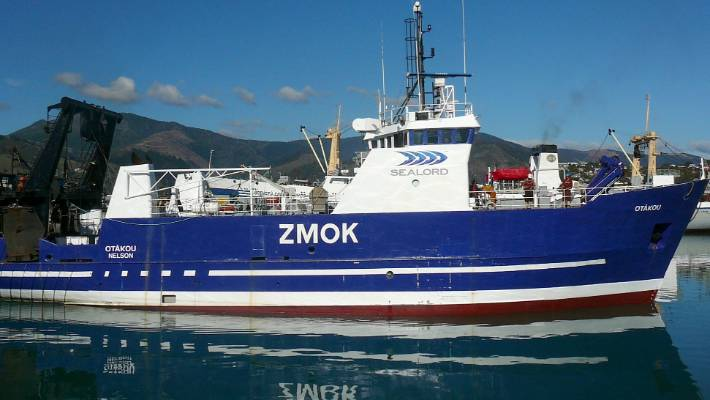 Search called off for missing Sealord crew member   Stuff co nz