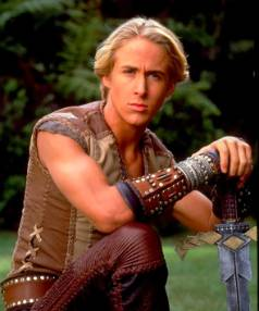 Ryan Gosling as he appeared in Young Hercules