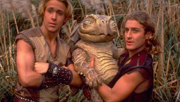 Ryan Gosling as he appeared in Young Hercules with Dean O'Gorman