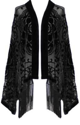 Trelise Cooper shawl, $649