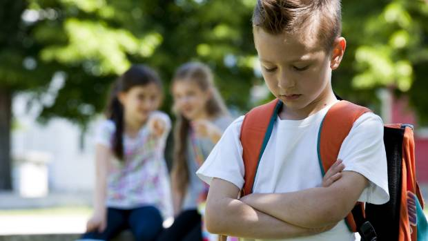 A recent study showed teens who were bullied as kids were around five times more likely to suffer anxiety than kids who ...
