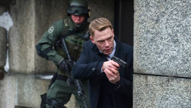 The Blacklist actors like Diego Klattenhoff try to do their own stunts as much as possible.