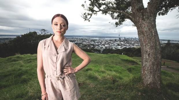 "Antonia Prebble: ""It is really nice getting to this stage and thinking 'Oh, maybe I do know a thing or two'."""
