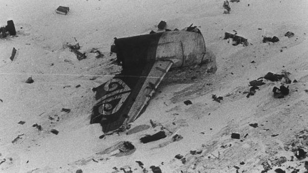 The 1979 Air New Zealand Mt Erebus disaster remains one of the biggest stories to have come off the printing press at ...