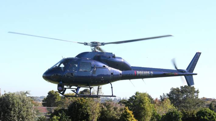 Police Eagle helicopter kept busy in Auckland | Stuff co nz