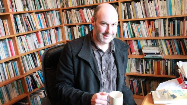 Glen Eden resident Dr Scott Hamilton is the inaugural recipient of the Auckland Mayoral Writers Grant.