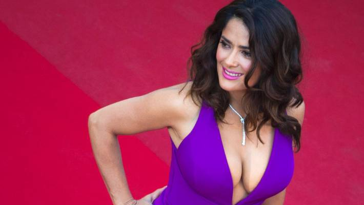 Salma Hayek's daughter is donating her hair to charity