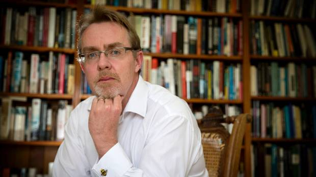 International law professor Alexander Gillespie.