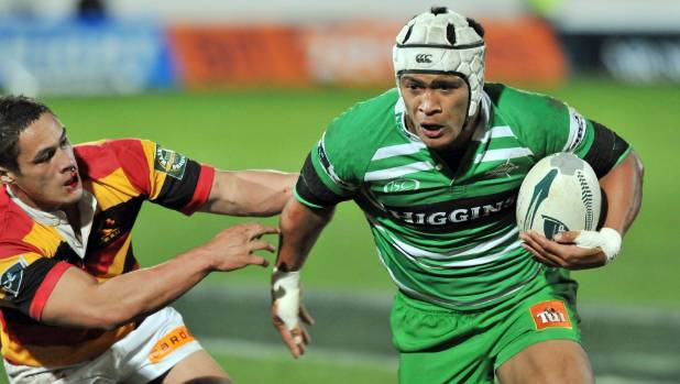 Former Manawatu midfielder Johnny Leota now plies his trade with Sale Sharks in England.