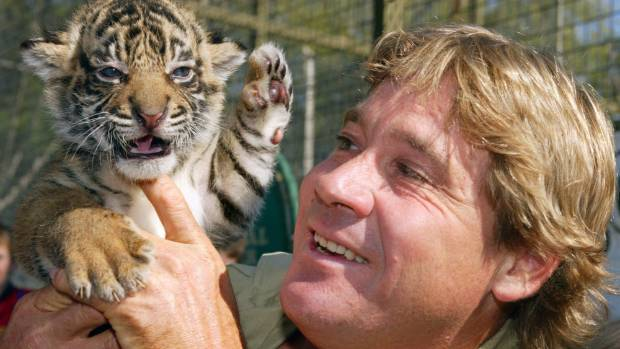 Steve Irwin to be awarded with Hollywood star