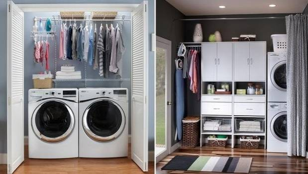 11 Clever Ways To Conceal Your Laundry Stuff Co Nz