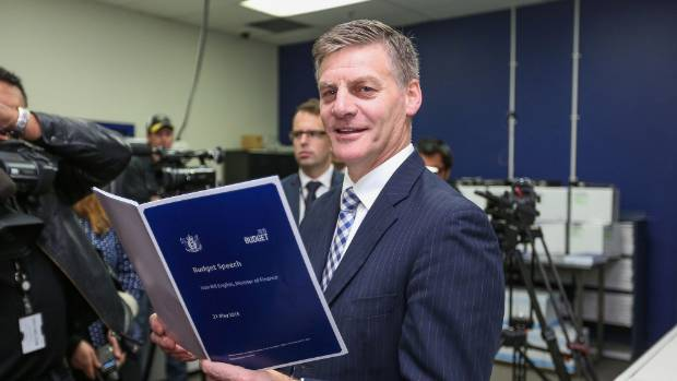A taxpayer lobby group has accused Finance Minister Bill English of delivering his worst Budget ever.