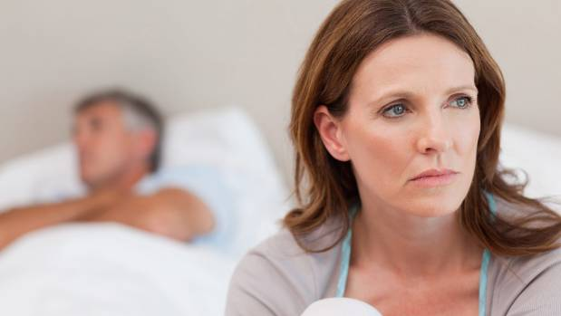 My husband isnt interested in sex