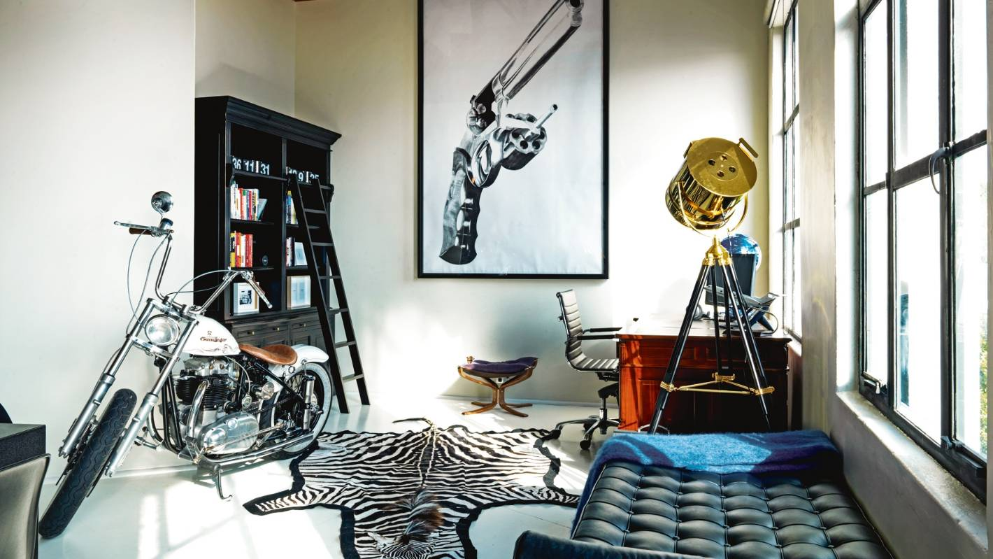 How To Decorate With Black And White Stuff Co Nz