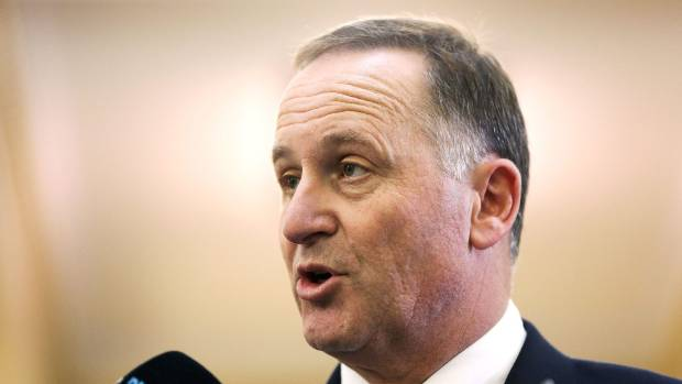 """Prime Minister John Key said the focus was to """"build more product in Auckland and [we] have got to built it faster and ..."""
