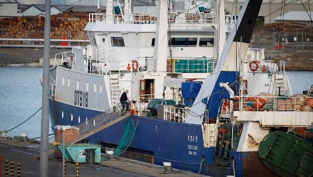 The Oyang 75: a Korean fishing boat whose crew walked off in Lyttelton in 2011 amid claims of assault, sexual assault ...