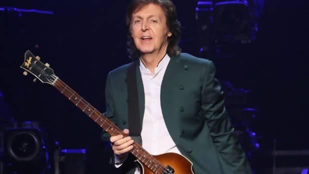 Speculation is mounting as to whether former Beatles star Paul McCartney is coming to New Zealand.